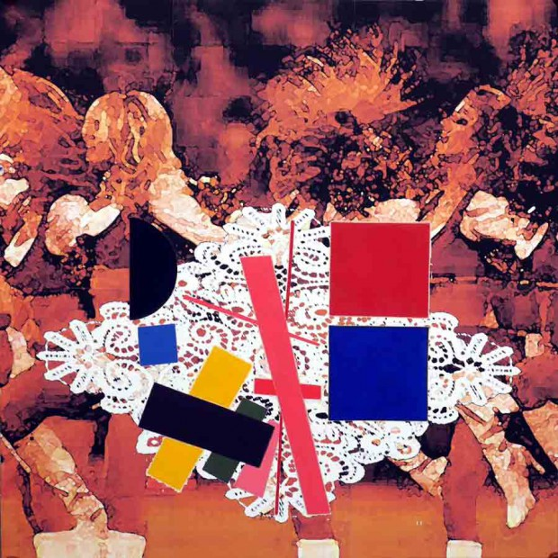model-for-pom-pom-revolution III